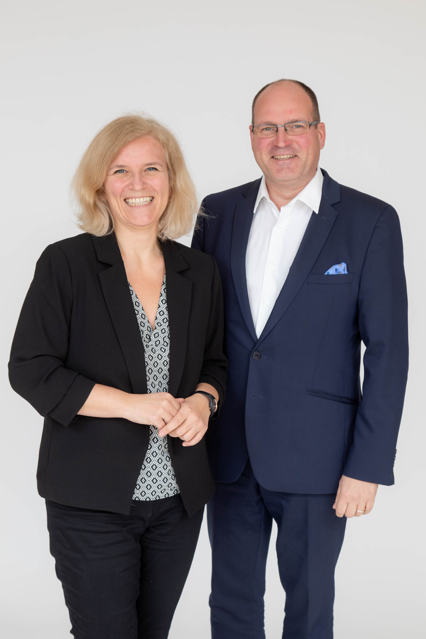 Porträt Gudrun Kern, Thomas-Peter Gerold-Siegl